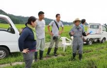 |お米研修レポート|おもひでぽろぽろ?有機農業先進の地でお米について徹底的に聞いてきた!