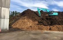 堆肥工場見学