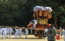 鉾八幡宮例大祭