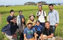|第2回 STL米部会|「除草」「藻」「理想の田んぼ」第1回勉強会の学びを導入した奈良の田んぼで開催