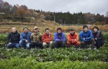 |野菜の多品目栽培・個人宅配セット部会|信州松代みやざき農園さんの圃場と出荷に学んできました