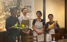 秋分 実りの日 一日限定レストラン『ソヤ畦畑収穫祭』開催