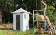 Eco & Comfortable!!バイオトイレプロジェクト(後編) 完成!快適農ライフと顧客満足度急上昇!
