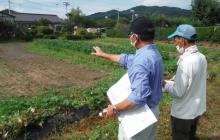 農業次世代人材投資事業の中間評価をうけて